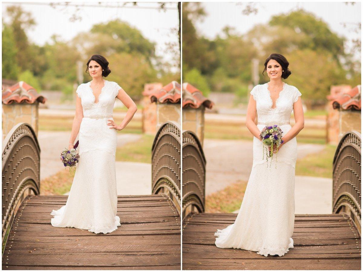 Madera Estates Wedding Bride