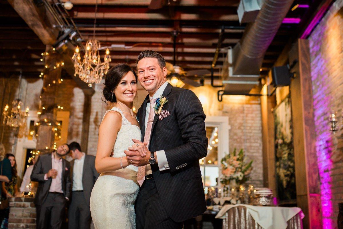 Erin & Adam Wedding Blog Design 89