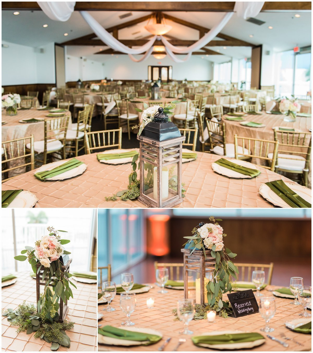 The Admiral on Clear Lake Wedding Reception