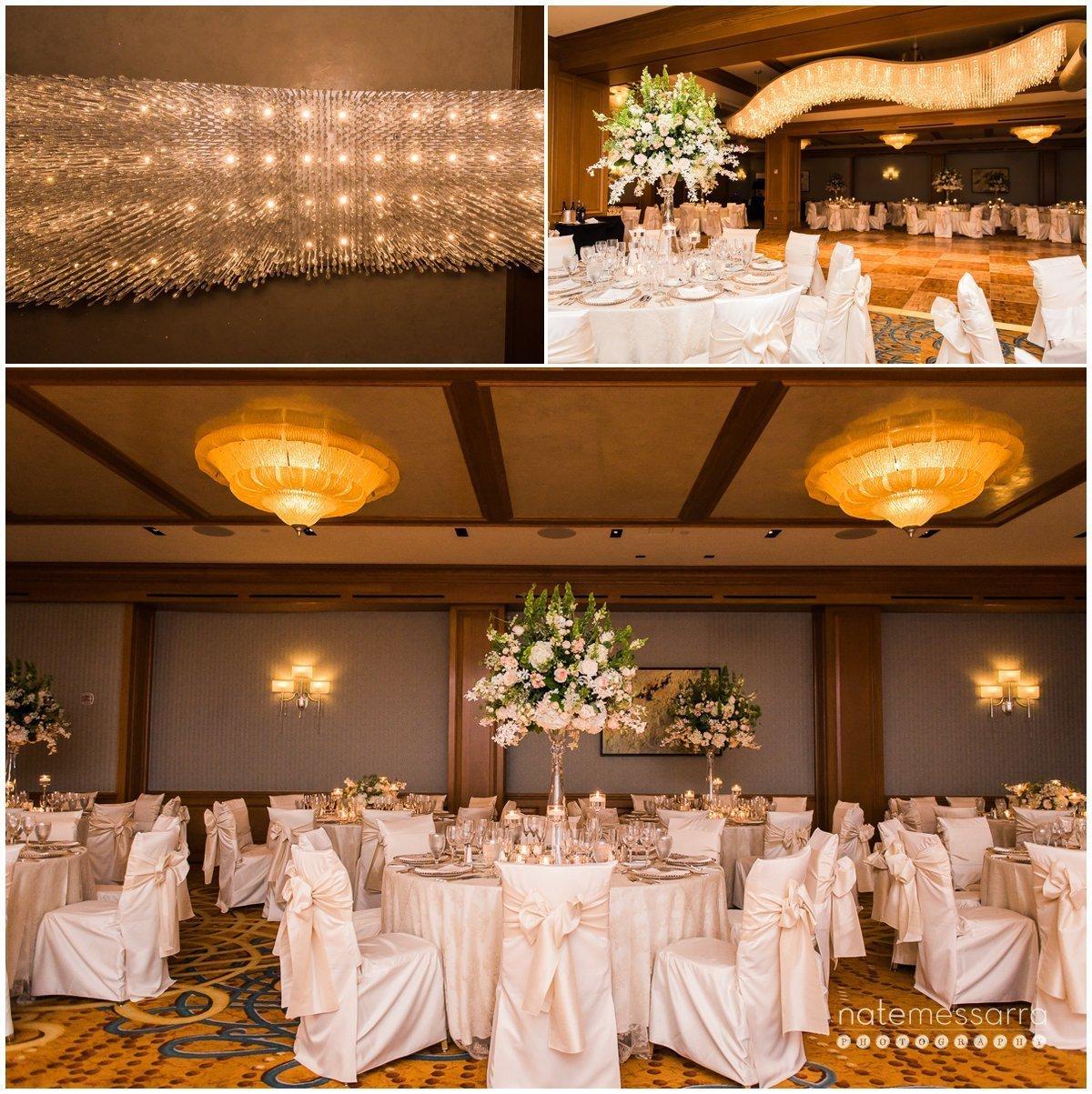 St. Regis Houston Wedding Ballroom Details