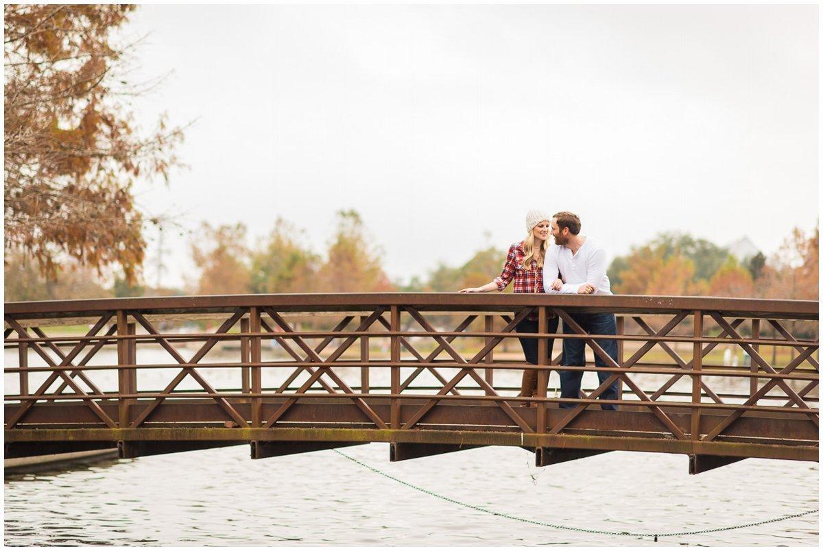 Gorgeous Candid Houston Winter Engagement Photos Ideas