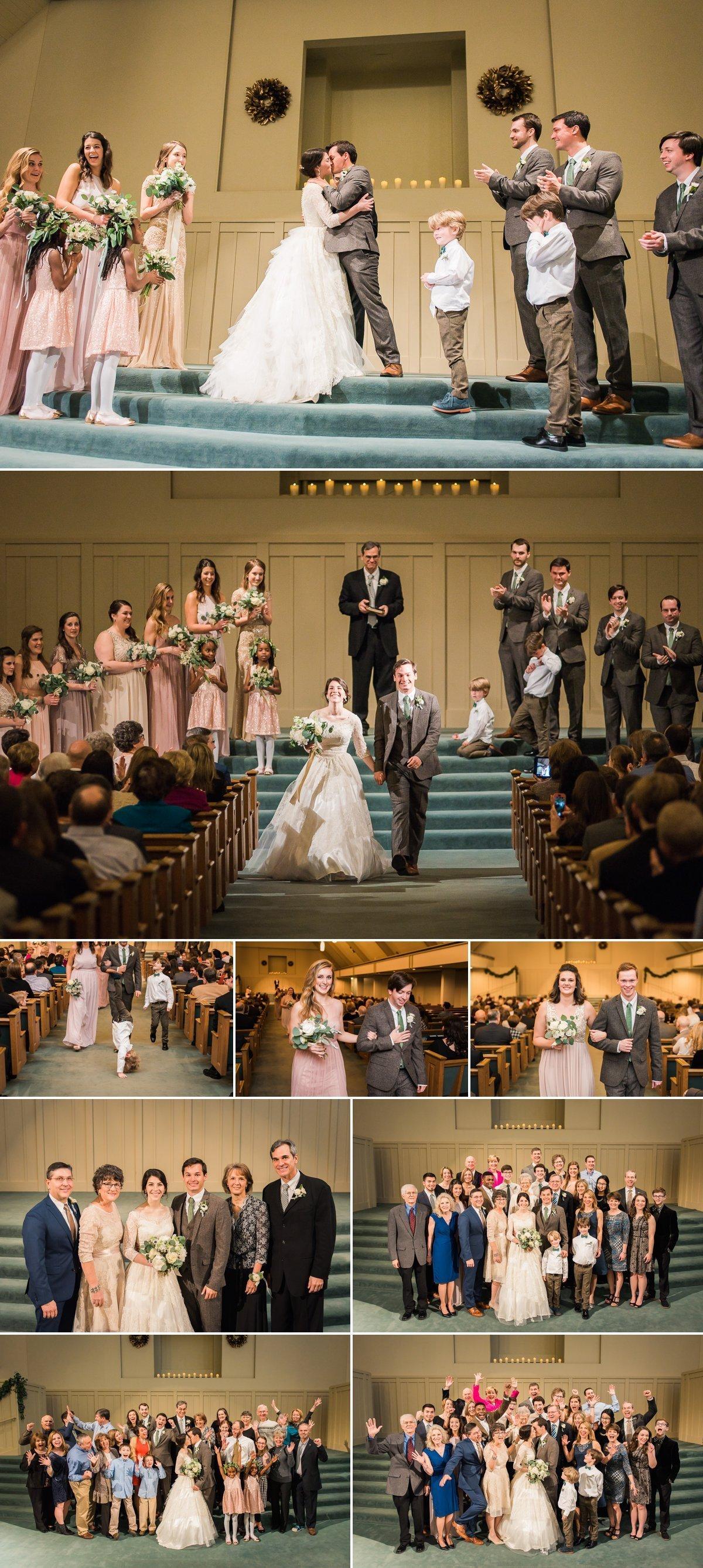 Natalie Reid Wedding Memorial Church of Christ Houston 42