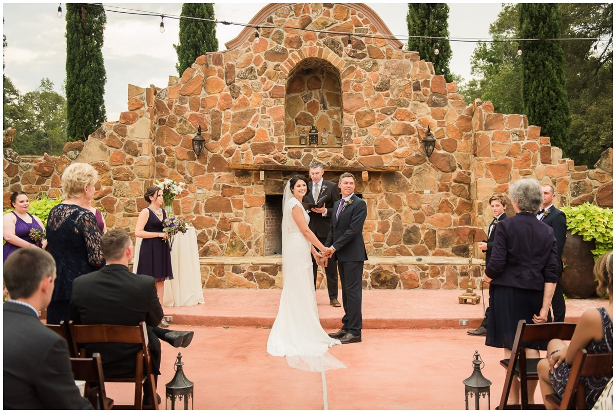 Madera Estates Wedding Ceremony