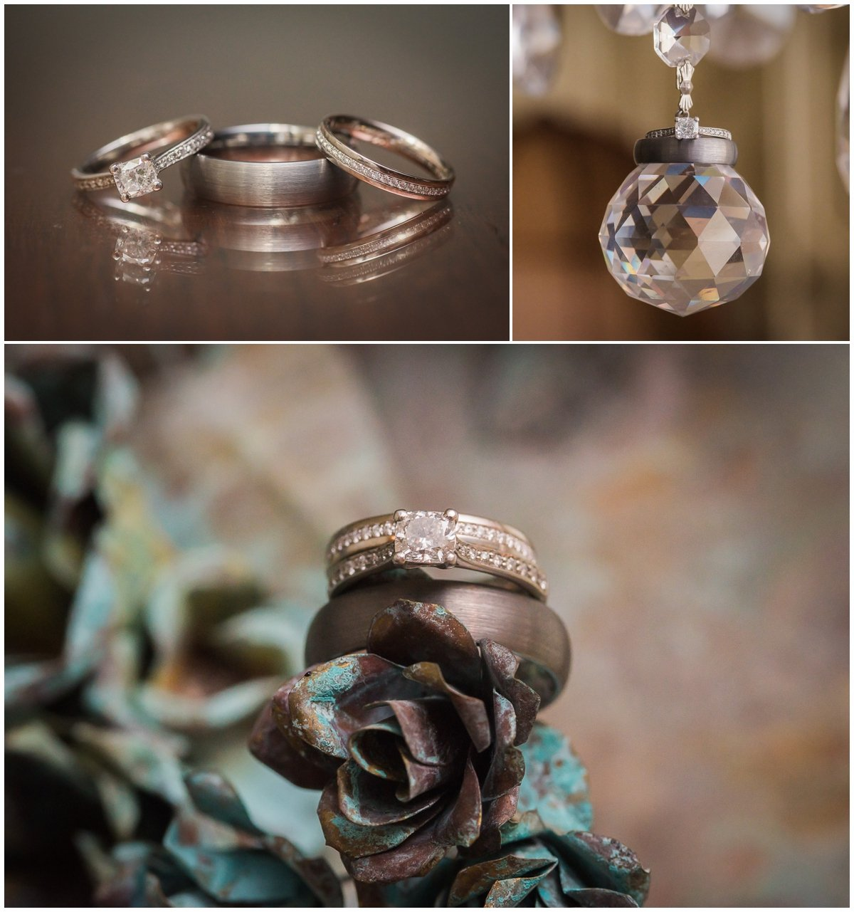 Madera Estates Wedding Ring Photos
