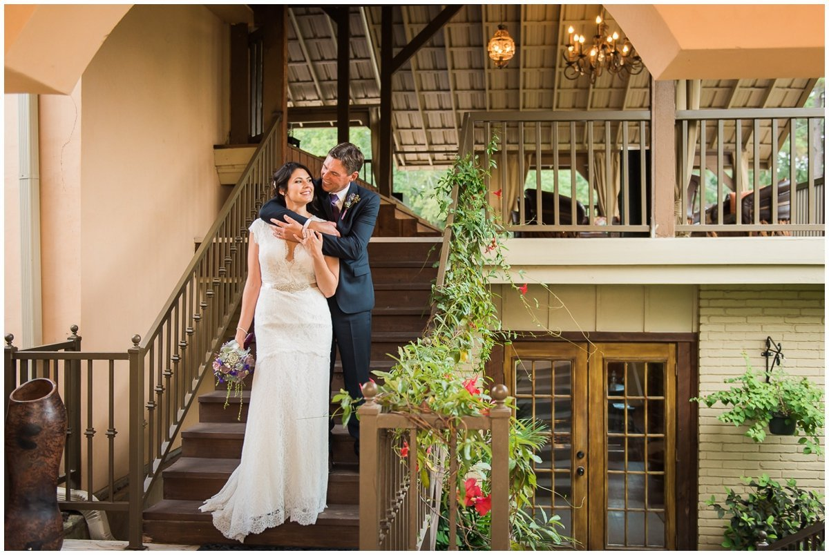 Madera Estates Wedding Bride and Groom