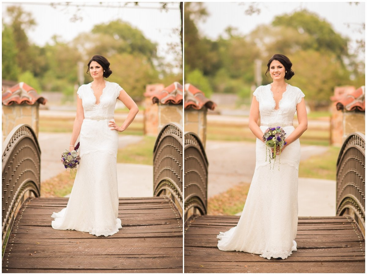 Madera Estates Wedding Bride