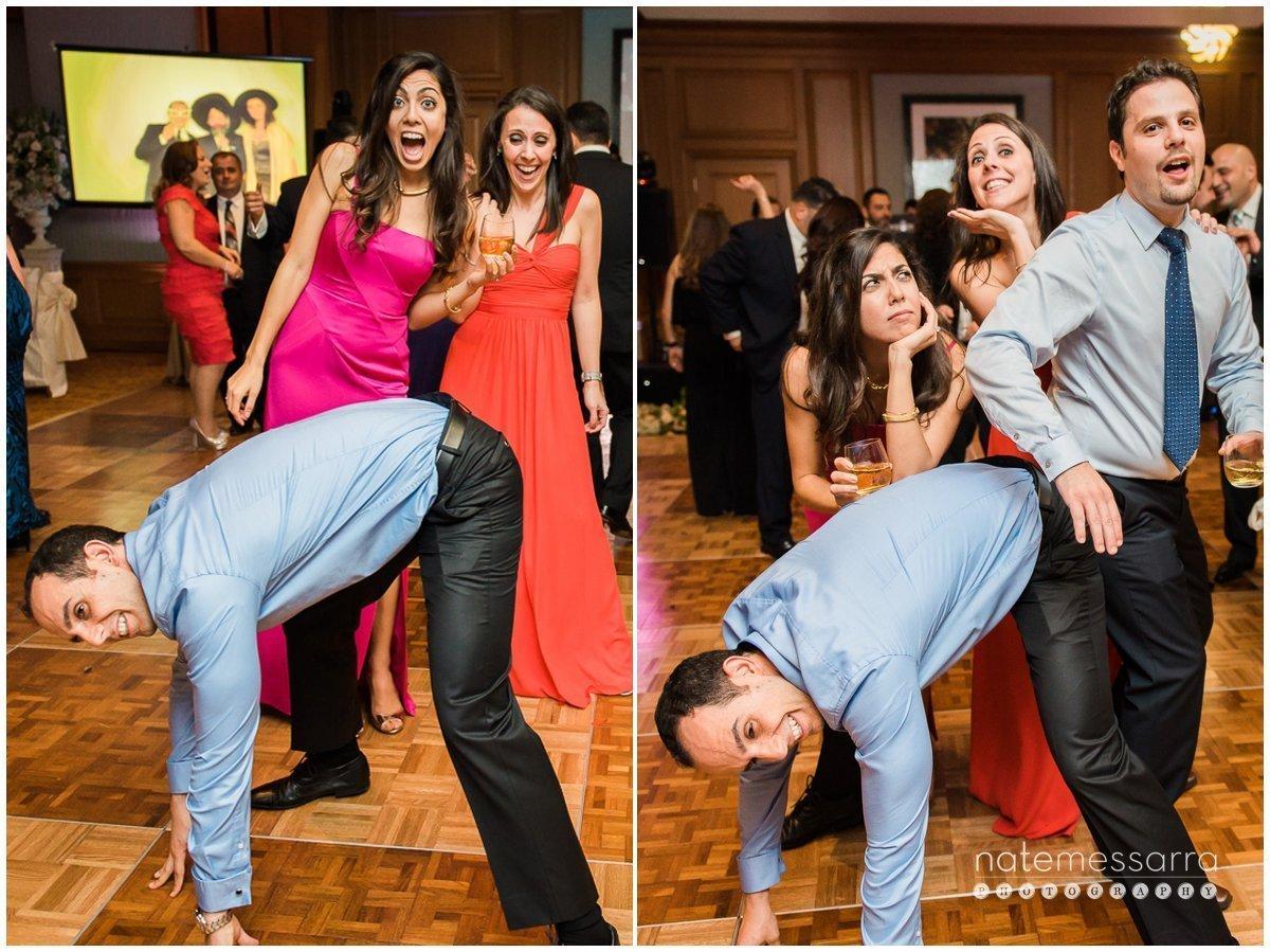 Danielle & Marc Wedding 105