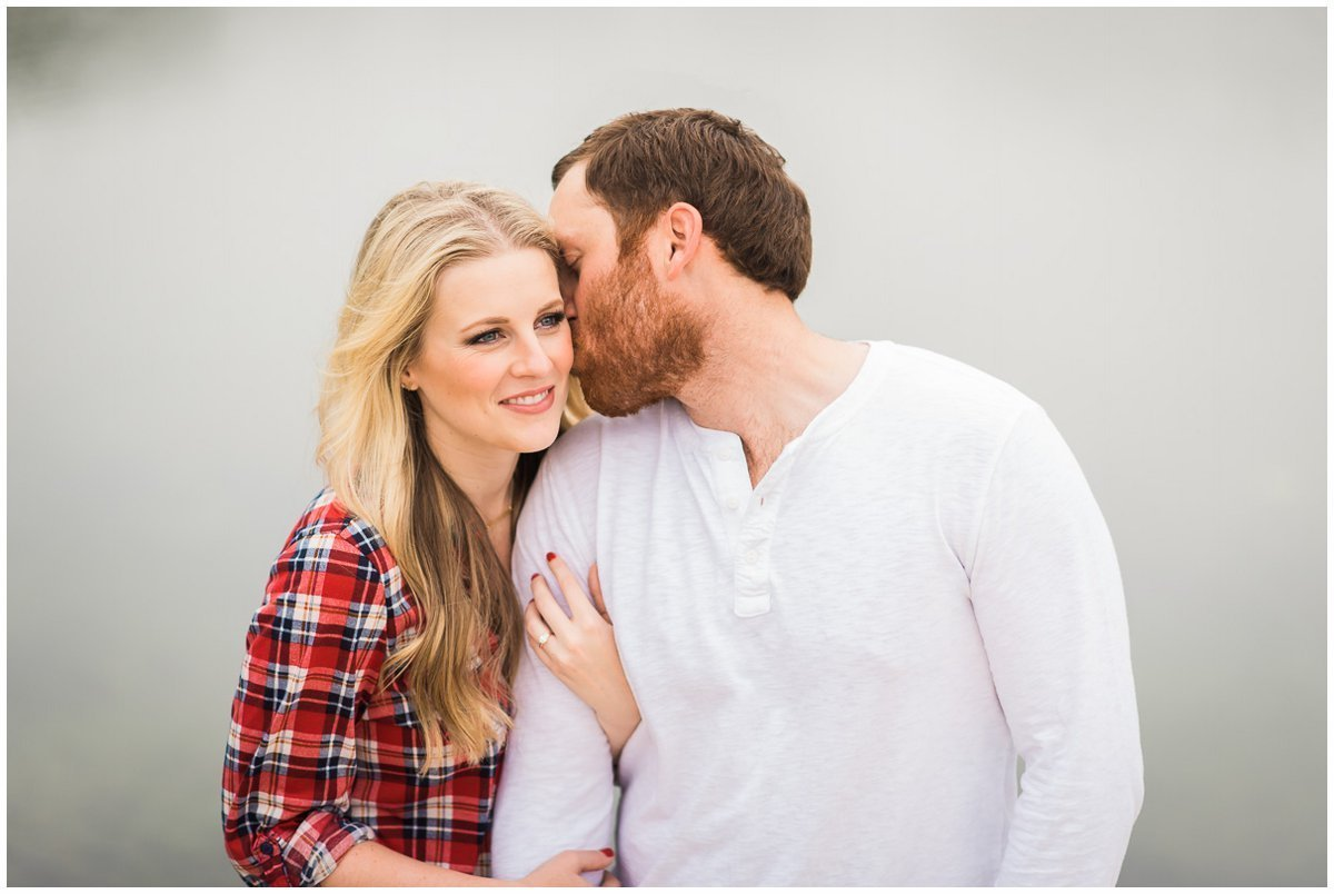 Gorgeous Houston Winter Engagement Photos Ideas