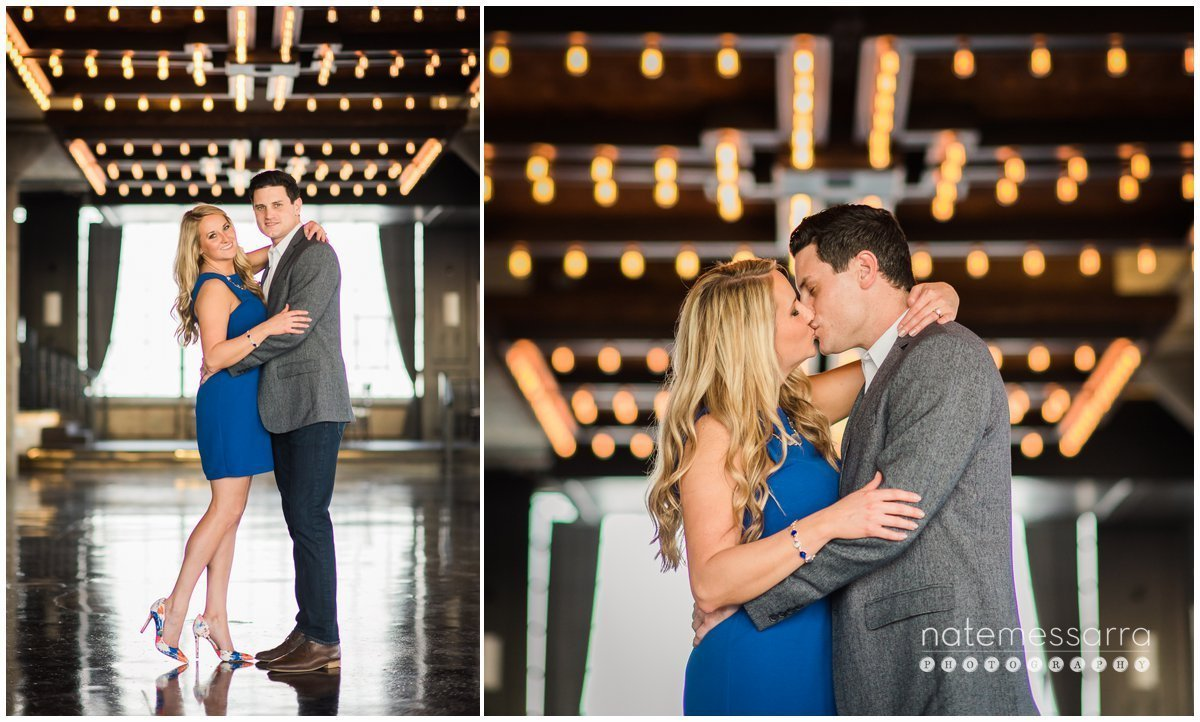 Engagement Portraits at The Astorian