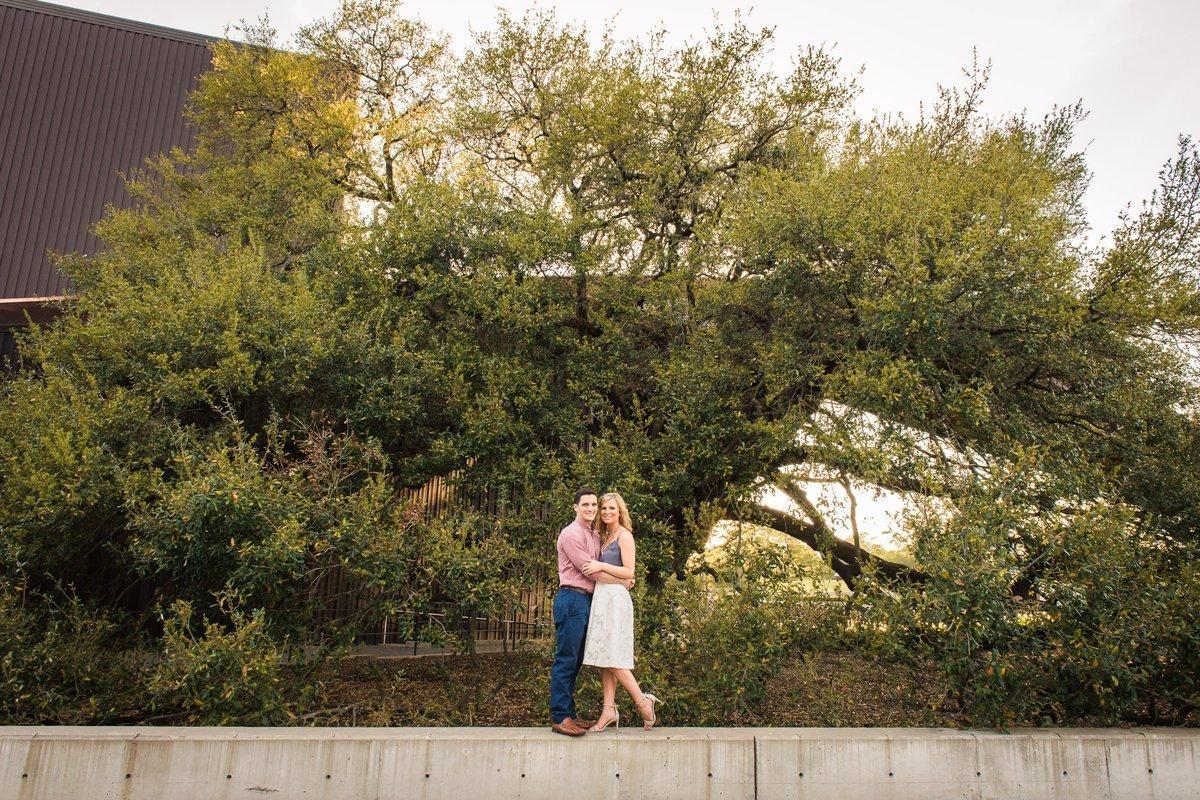Hannah & David's Engement Hermann Park 15