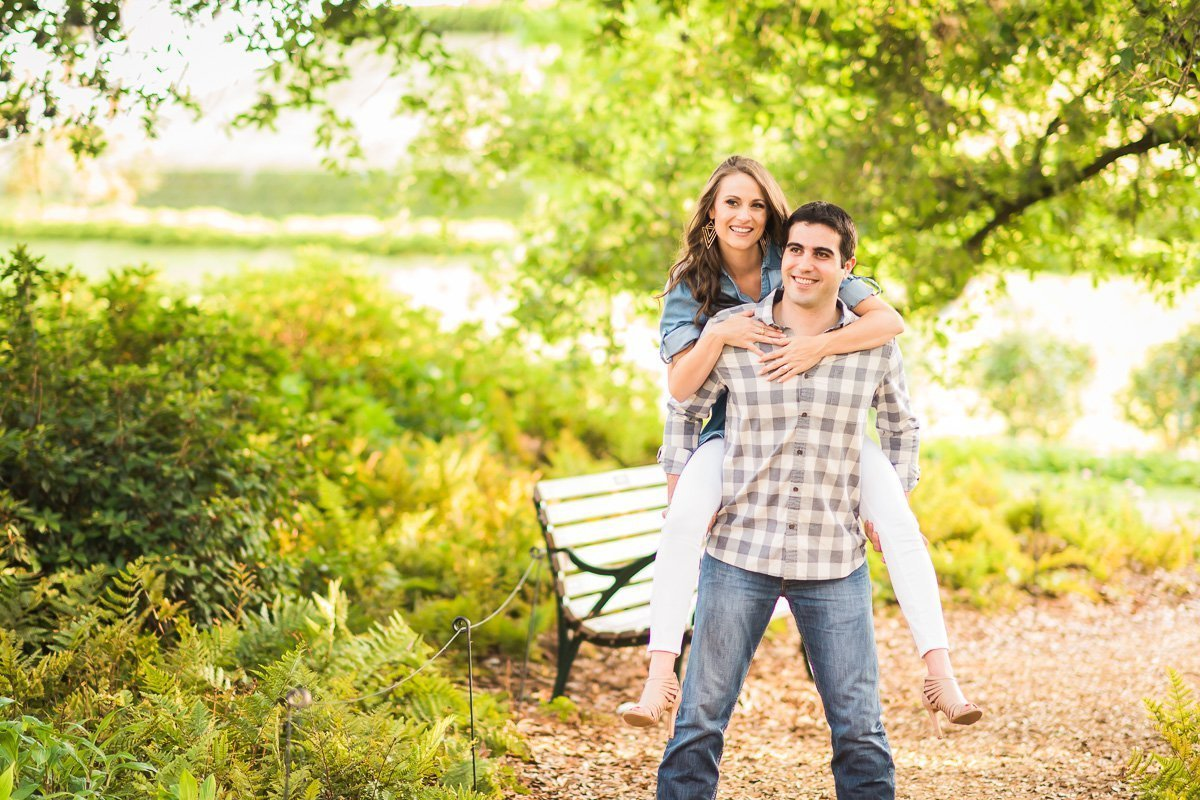 Ricky Sarah Engagement Hermann Park Houston 14
