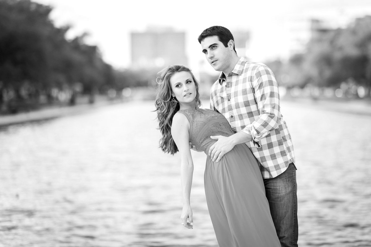 Ricky Sarah Engagement Hermann Park Houston 25