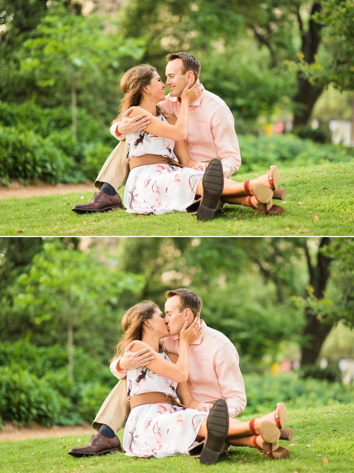 Courtney Scott Engagement Houston Hermann Park 14