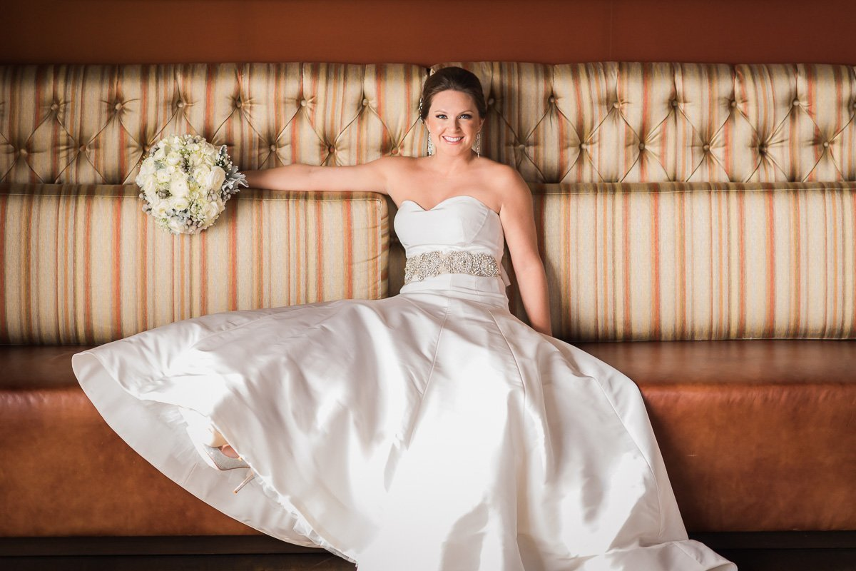 Sarah Bridal Petroleum Club Houston 2
