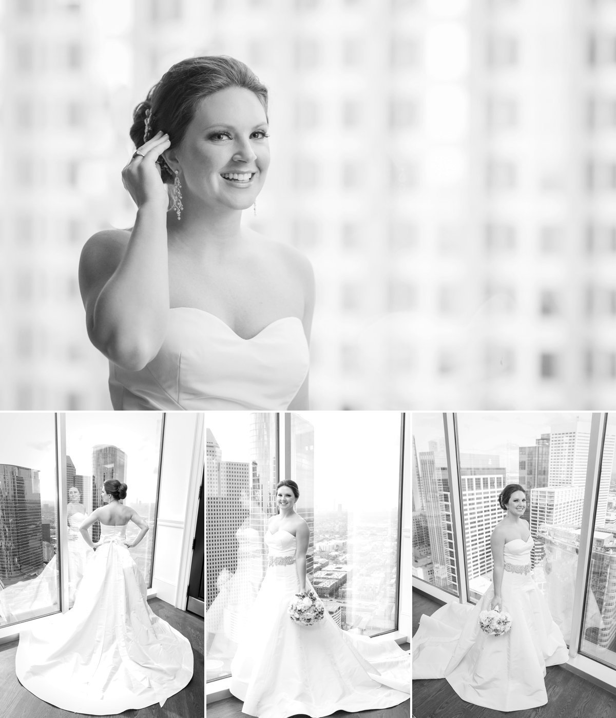 Sarah Bridal Petroleum Club Houston 5