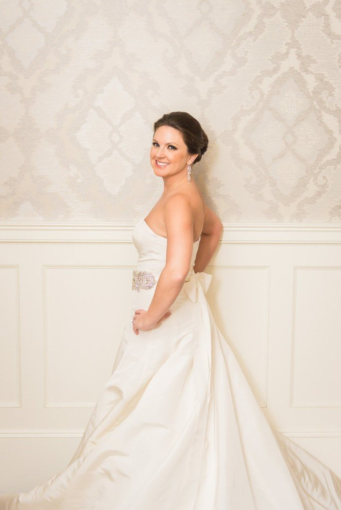 Sarah Bridal Petroleum Club Houston 9